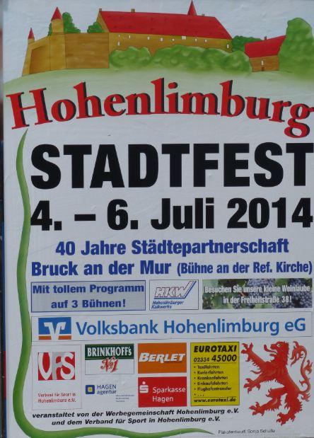 Hohenlimburg Stadtfest 2014