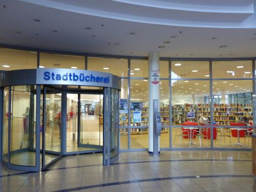 Lesefestival in der Stadtbücherrei Hagen Foto: PA
