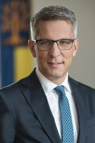 Oberbürgermeister Erik O. Schulz