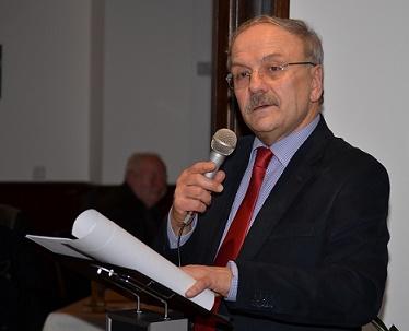 Seit 40 Jahren gehört er dem Heimatverein an; seit 1987 ist er dessen Vorsitzender: Widbert Felka. Foto: Fank Schmidt